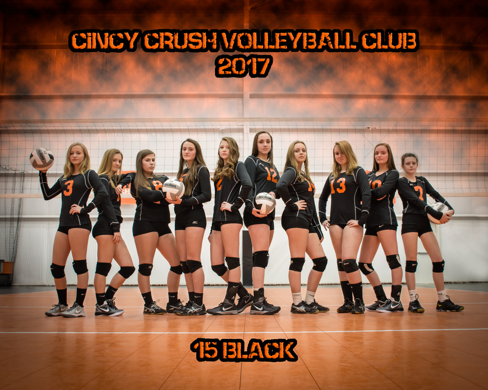 2017 Teams Cincy Crush Volleyball Club