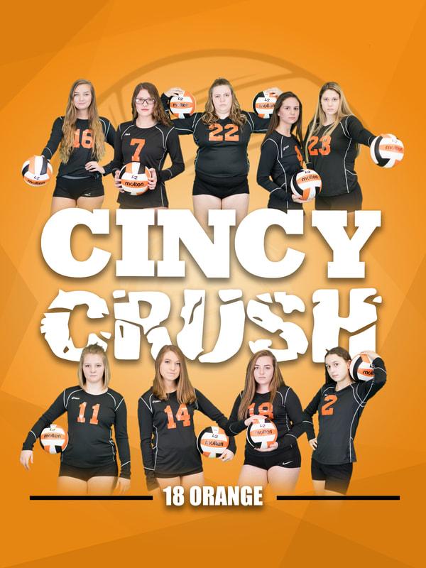 ac5f9987 2018 Teams - Cincy Crush Volleyball Club
